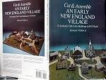 Cut & Assemble an Early New England Village: Modeled in Full Color HO/HOn3/1;87