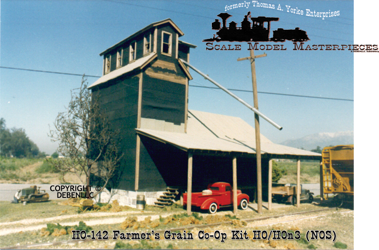 Farmer's Grain Co-Op Kit YORKE/SMM fsmHO/HOn3 (NOS)