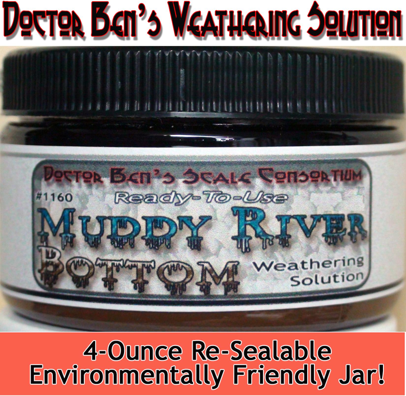 DBZ1160 - Doctor Ben's Weathering Solution