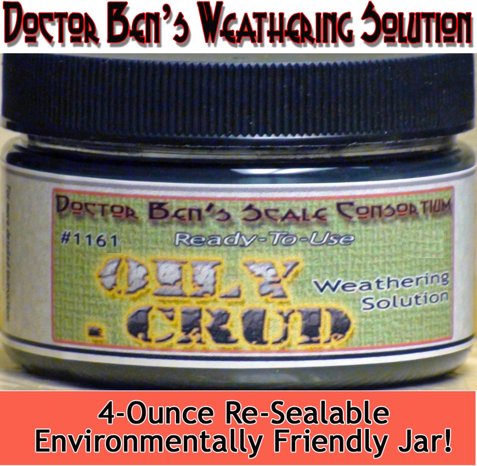 DBZ1161 - Doctor Ben's Weathering Solution