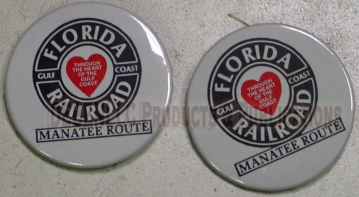 FLORIDA GULF COAST RAILROAD MANATEE ROUTE