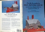 Cut & Assemble the Paul Revere House: HO Scale Model in Full Color HO/HOn3/1;87