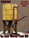 Rio Grande La Jara Water Tank Kit Scale Model Masterpiece/Yorke S/Sn3/Sn3/1;64