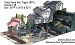 Cabin Creek Coal Tipple O-Scale (BTS)