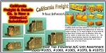 Roof Top Industrial A/C Unit Assortment - 5pcs  N/Nn3/1:160-Scale California Freight & Details Co