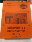 Locomotive Blacksmith Shop Limited Run NOS KIT Model Masterpieces HO/1:87