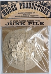 JUNK PILE (1pc-LARGE UNPAINTED) FSM-HO/HOn3 Morse Productions