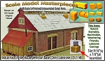 Industrial Engine House Cyclone Power Vent Kit (2kits-Small) Scale Model Masterpieces O/1:48