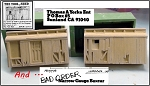 SPC Mail/Baggage Tool Shed Kit Thomas Yorke/Scale Model Masterpieces On3/On3