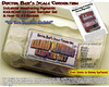 Doctor Ben's Industrial Weathering Pigment Sampler 11-Color Railroad Pack