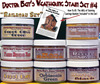 Weathering Stain Set #4-DOCTOR BEN'S 8-COLOR READY-TO-USE FLOQUIL REPLACEMENTS!