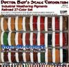 Doctor Ben's Industrial Weathering Pigment 27 Color Set