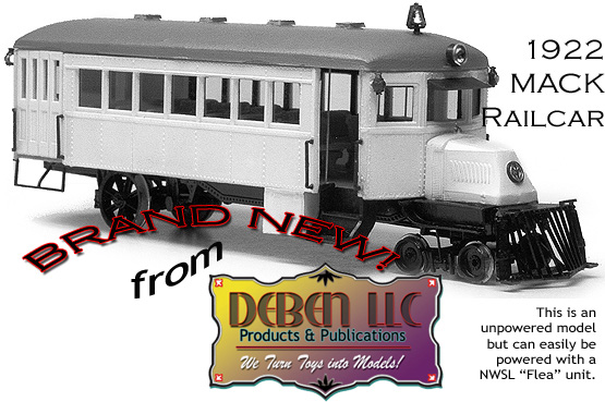 Erie B-2 Steam Crane Kit-Newly Released!