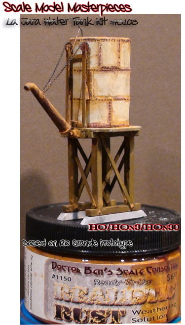 NEW FROM SCALE MODEL MASTERPIECES!