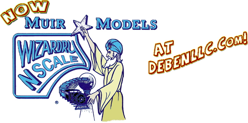 Muir Models-N Scale