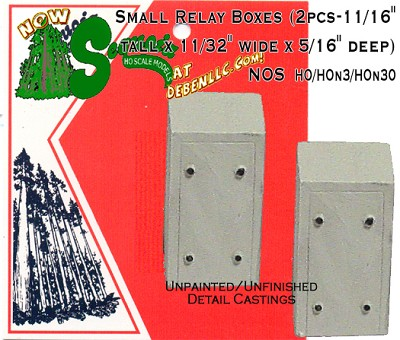 Small Relay Boxes (2kits-11/16