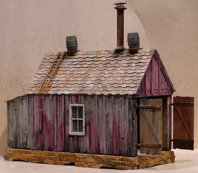 new unbuilt kit! Hon3 Kit #7103 Lumber Carrier Scale Structures Limited