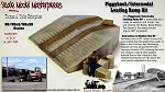 Piggyback/Intermodal Concrete Yard Ramp & Details Kit (1 Set) YORKE/Scale Model Masterpieces HO/HOn3/HOn30