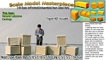 WOOD CRATES/BOXES (8pcs) S/Sn2/Sn3/Sn42-1:64 Yorke/Scale Model Masterpieces