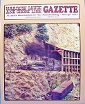 2013 ISSUE 2 Mar/Apr  Narrow Gauge & Short Line Gazette Magazine