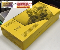 Fine Scale Miniatures FOX RUN MILLING Co Kit BOX, INSTRUCTIONS, & Castings Box