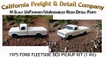1975 Ford Fleetside Bed Pickup Kit (1Kit) N/Nn3 California Freight & Details Co.
