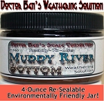 Muddy River Bottom Weathering Solution 4oz--Doctor Ben's Scale Consortium