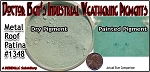Metal Roof Patina Weathering Pigment-2oz Doctor Ben's Scale Consortium