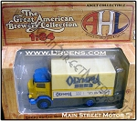 1930s OLYMPIA BEER Co-GMC T-70 Canvas Bed AHL/HARTOY S/Sn3/1;64