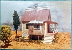 Victorian Brick Building a/k/a Milk Depot Kit YORKE/Scale Model Masterpieces O/On3/On30/1:48